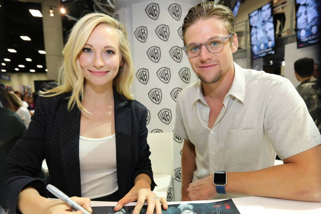 The Vampire Diaries Cast San Diego Comic Con 2016-06