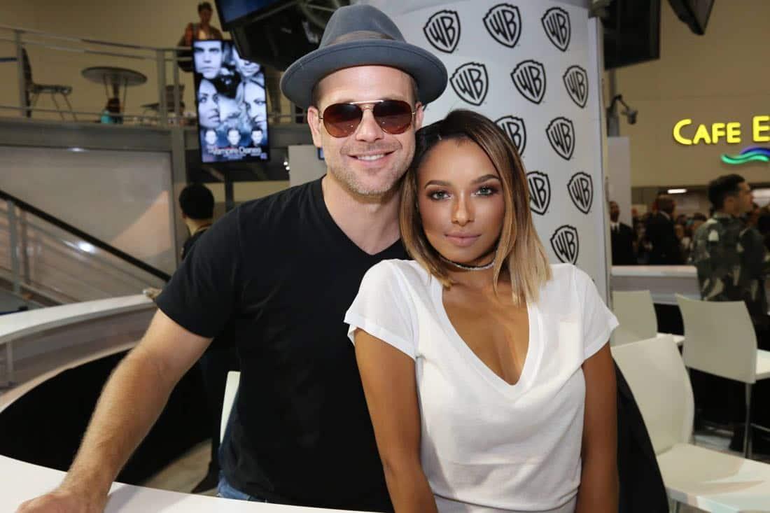 The Vampire Diaries Cast San Diego Comic Con 2016-03