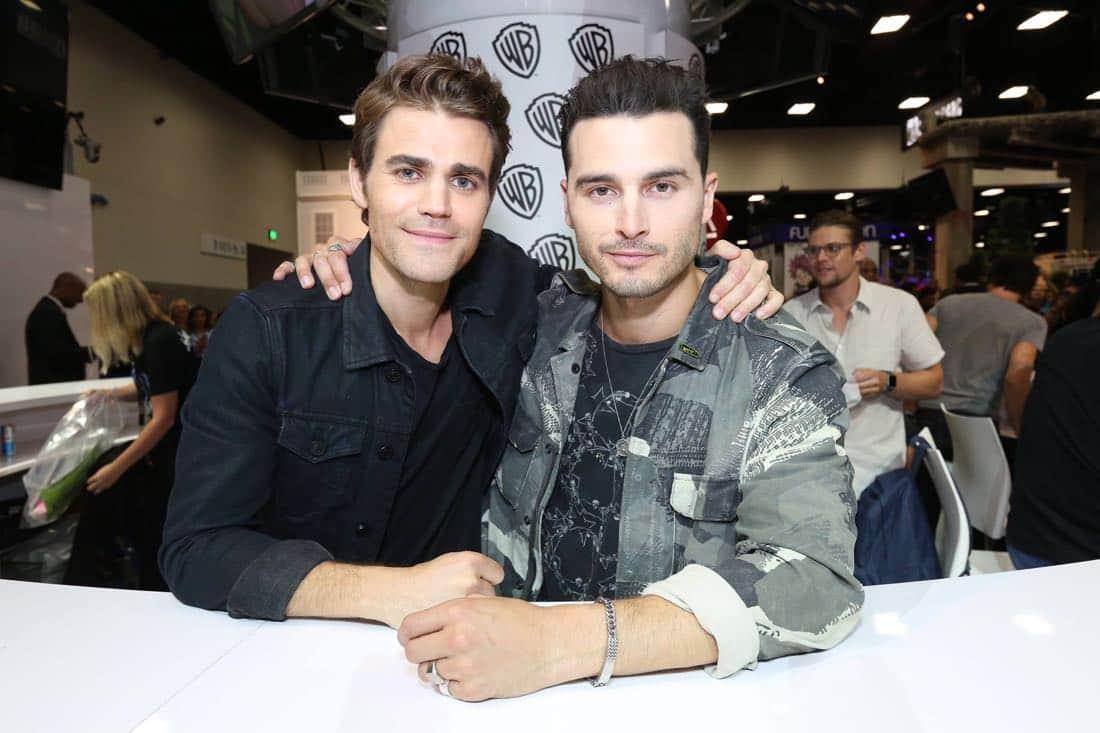 The Vampire Diaries Cast San Diego Comic Con 2016-02
