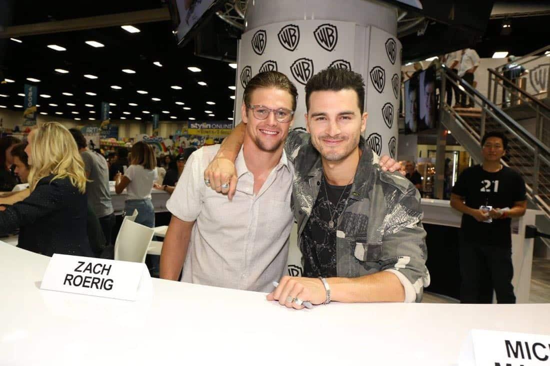 The Vampire Diaries Cast San Diego Comic Con 2016-01