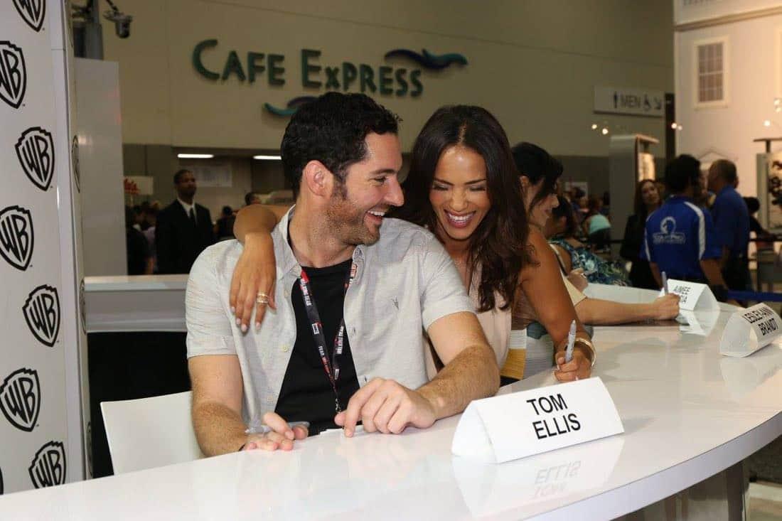 Lucifer Cast San Diego Comic Con 2016-09