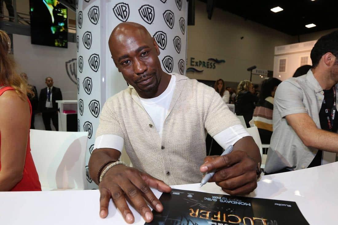 Lucifer Cast San Diego Comic Con 2016-03