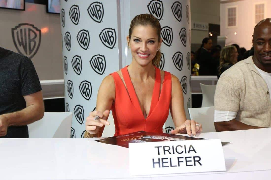 Lucifer Cast San Diego Comic Con 2016-01