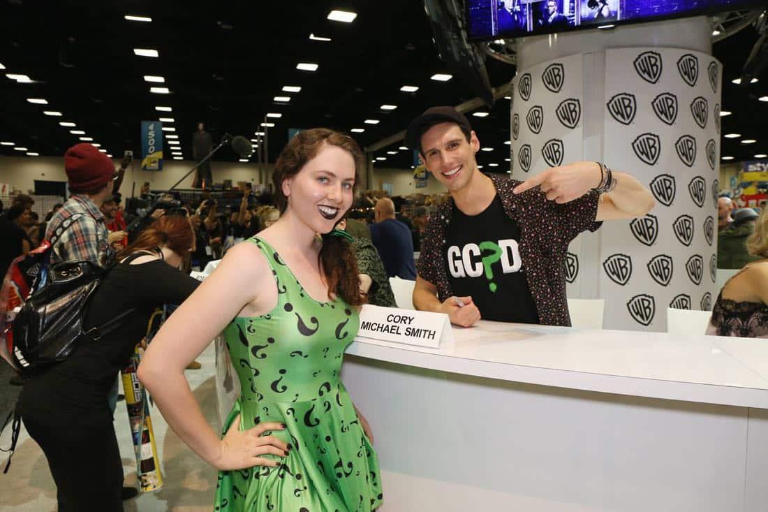 Gotham Cast San Diego Comic Con 2016-08