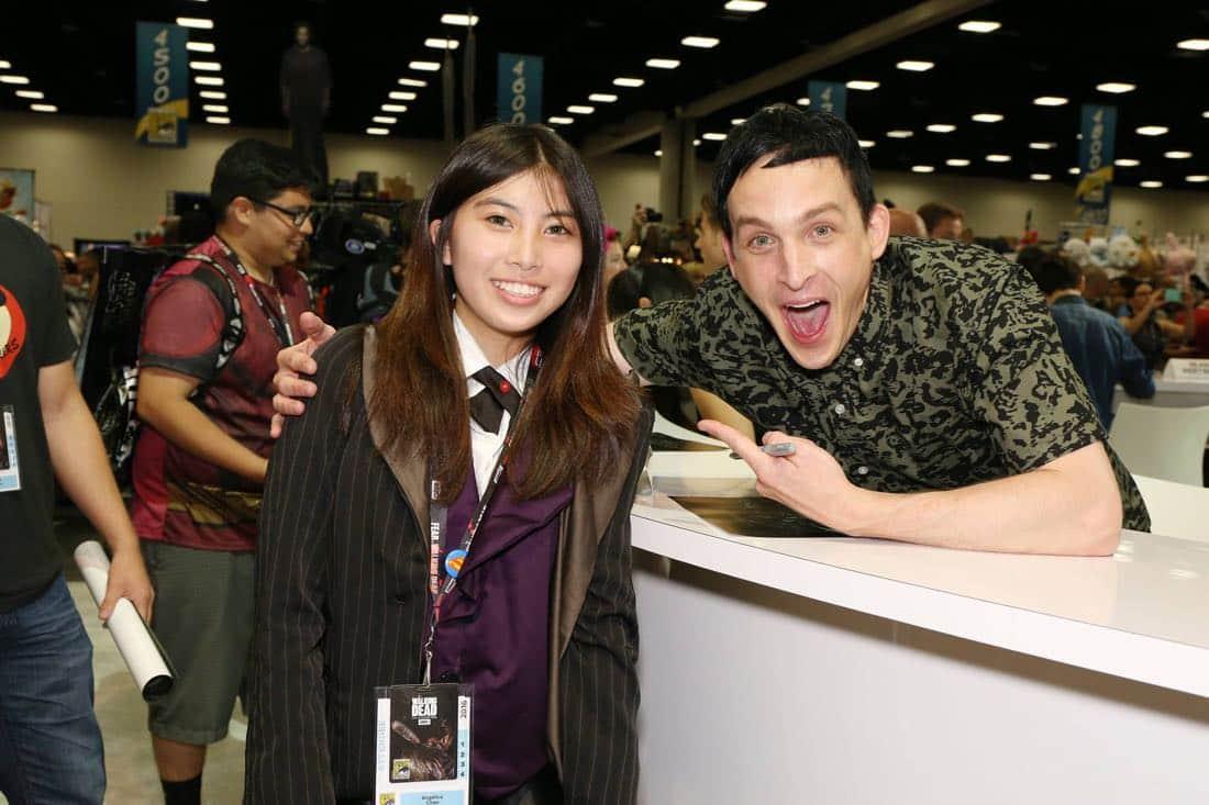 Gotham Cast San Diego Comic Con 2016-07