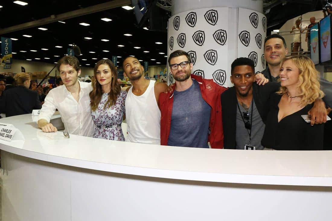 The Originals San Diego Comic Con 2016 2