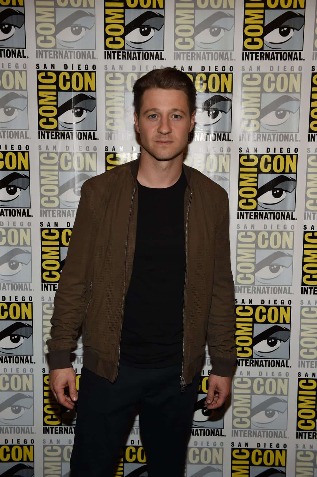 FOX FANFARE AT SAN DIEGO COMIC-CON © 2016: GOTHAM cast member Ben McKenzie during GOTHAM press room on Saturday, July 23 at the FOX FANFARE AT SAN DIEGO COMIC-CON © 2016. CR: Scott Kirkland/FOX © 2016 FOX BROADCASTING