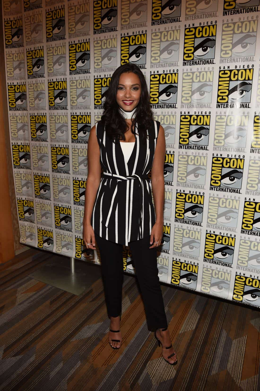 FOX FANFARE AT SAN DIEGO COMIC-CON © 2016: GOTHAM cast member Jessica Lucas during GOTHAM press room on Saturday, July 23 at the FOX FANFARE AT SAN DIEGO COMIC-CON © 2016. CR: Scott Kirkland/FOX © 2016 FOX BROADCASTING