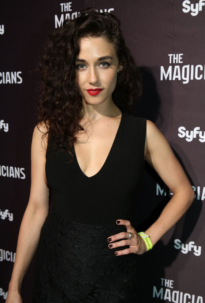 """COMIC-CON INTERNATIONAL: SAN DIEGO -- """"The Magicians Party at Hotel Solamar"""" -- Pictured: Jade Taylor -- (Photo by: Evans Vestal Ward/Syfy)"""