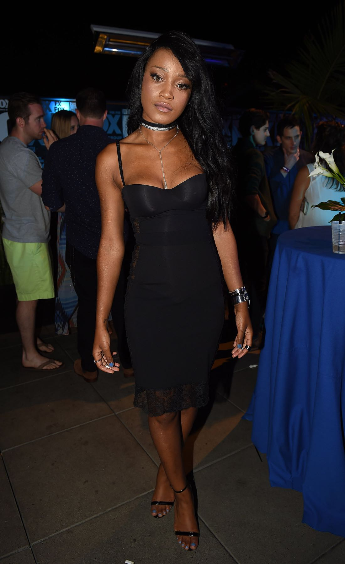 FOX FANFARE ALL-STAR COMIC CON PARTY AT SAN DIEGO COMIC-CON © 2016: Keke Palmer attend the FOX FANFARE ALL-STAR COMIC CON PARTY AT SAN DIEGO COMIC-CON © 2016 on Friday, July 22 at the Andaz Hotel in San Diego, CA. CR: Frank Micelotta/FOX © 2016 FOX BROADCASTING