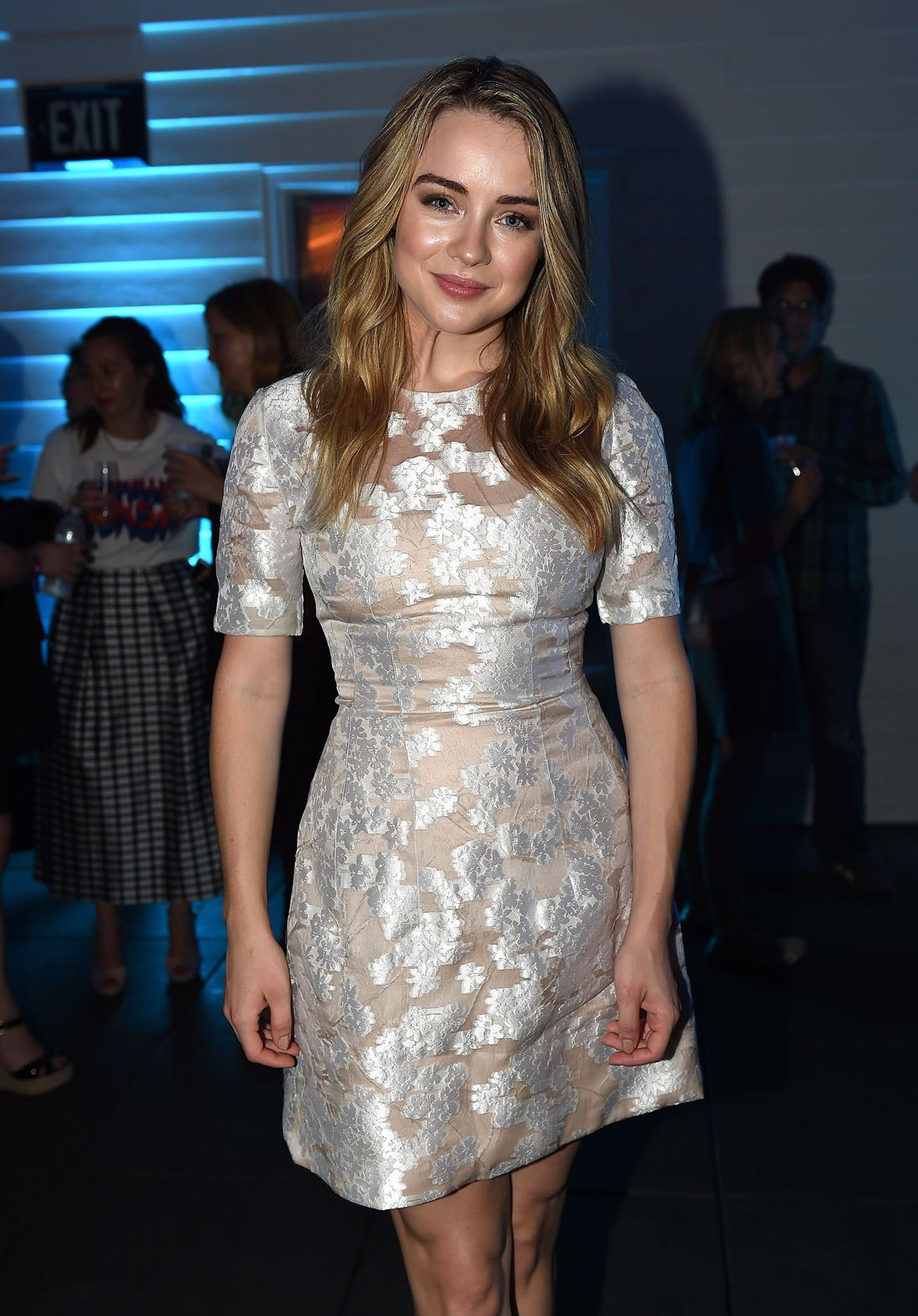 FOX FANFARE ALL-STAR COMIC CON PARTY AT SAN DIEGO COMIC-CON © 2016: Hannah Kasulka attend the FOX FANFARE ALL-STAR COMIC CON PARTY AT SAN DIEGO COMIC-CON © 2016 on Friday, July 22 at the Andaz Hotel in San Diego, CA. CR: Frank Micelotta/FOX © 2016 FOX BROADCASTING