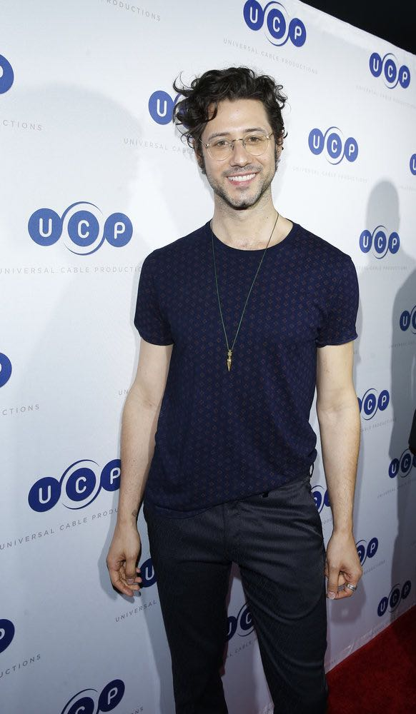 """COMIC-CON INTERNATIONAL: SAN DIEGO -- """"UCP Party"""" -- Pictured: Hale Appleman, """"The Magicians"""" -- (Photo by: Mark Davis/Universal Cable Productions)"""