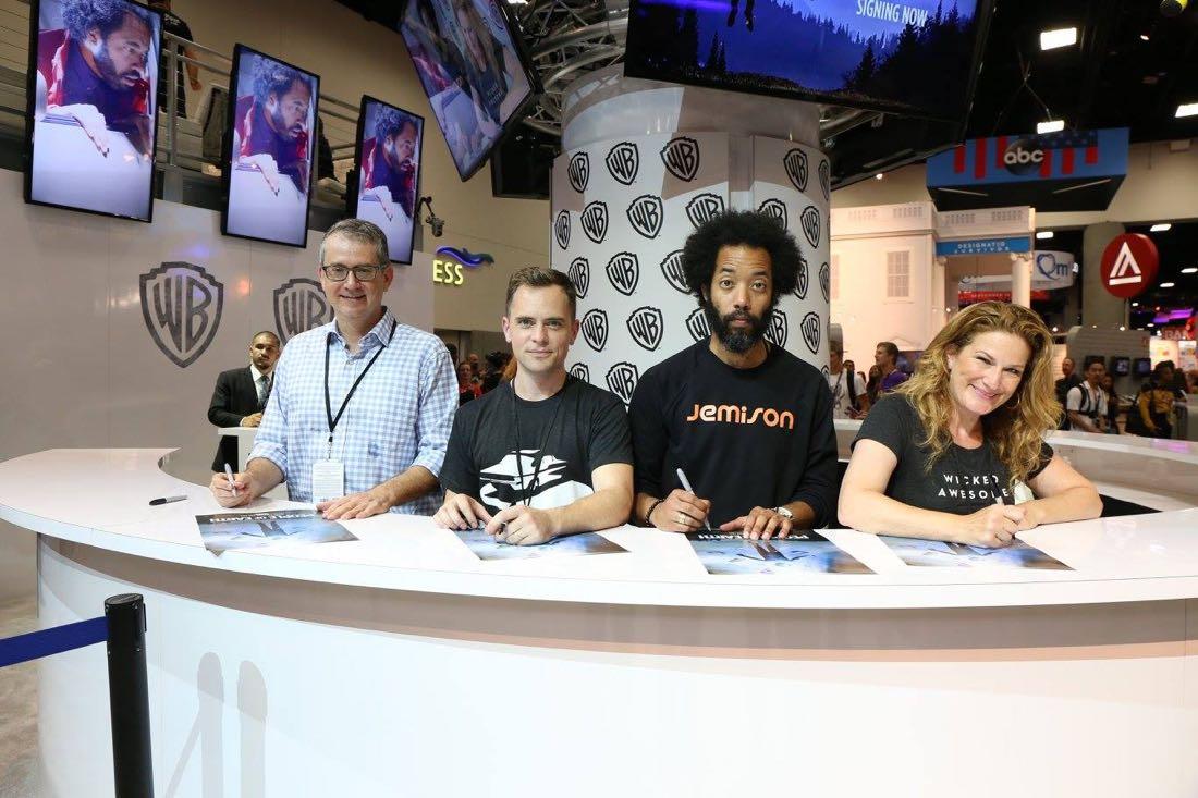 People Of Earth San Diego Comic Con 2016 2