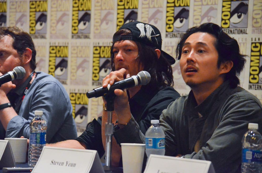 The Walking Dead San Diego Comic Con 2016-07