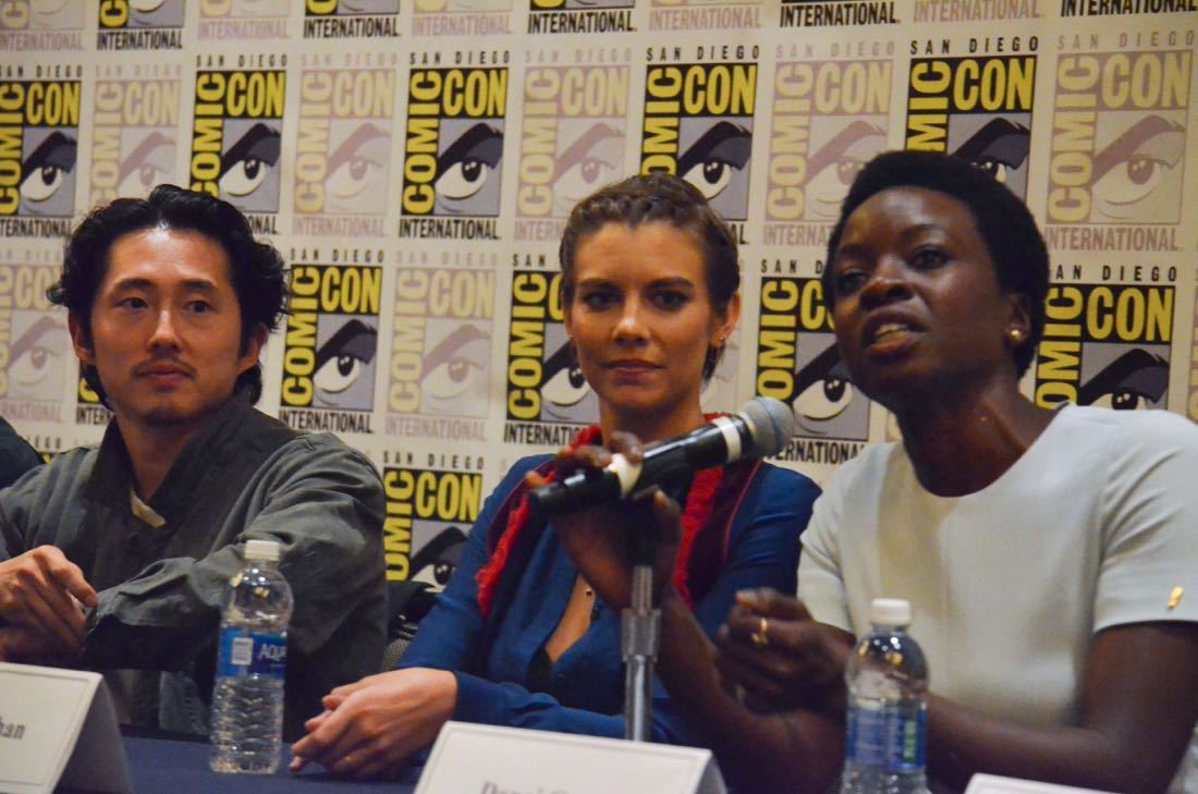 The Walking Dead San Diego Comic Con 2016-06