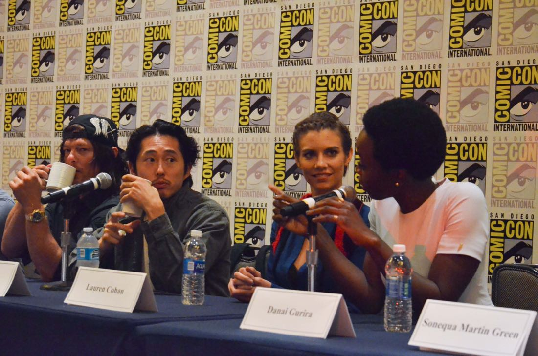 The Walking Dead San Diego Comic Con 2016-05
