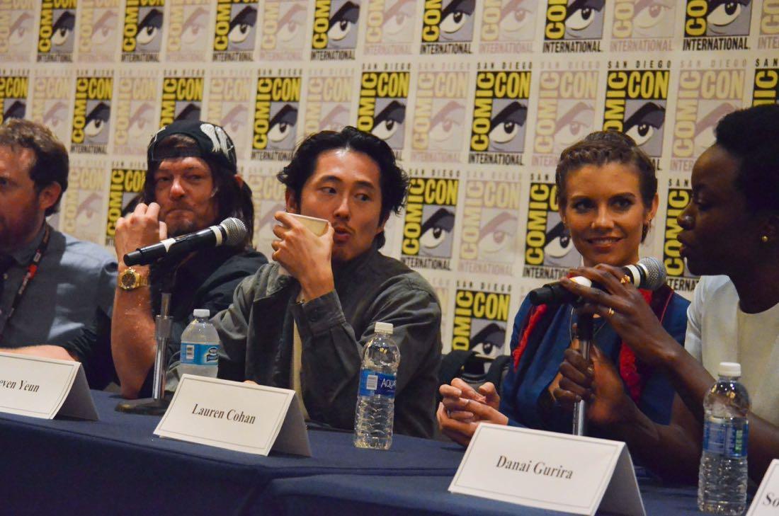 The Walking Dead San Diego Comic Con 2016-04