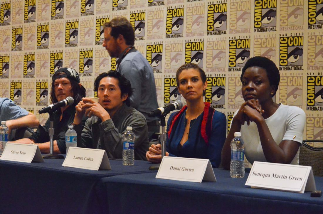 The Walking Dead San Diego Comic Con 2016-02