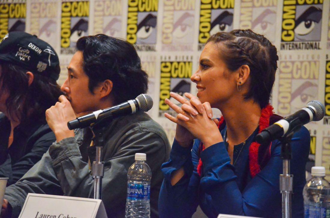 The Walking Dead San Diego Comic Con 2016-18