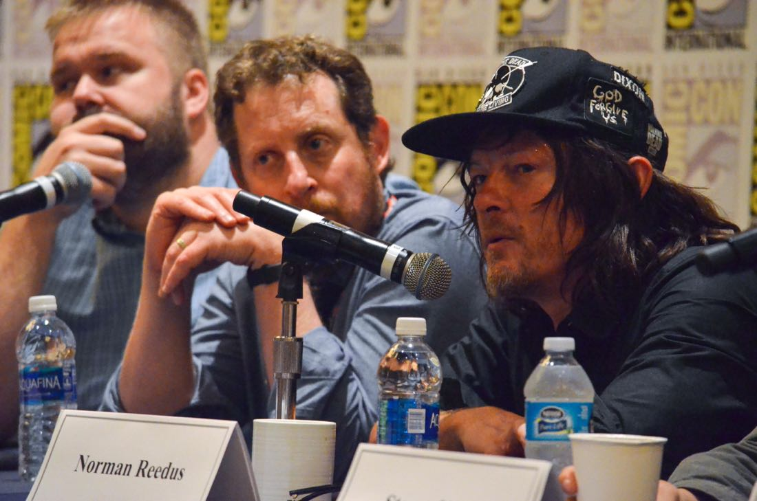 The Walking Dead San Diego Comic Con 2016-16