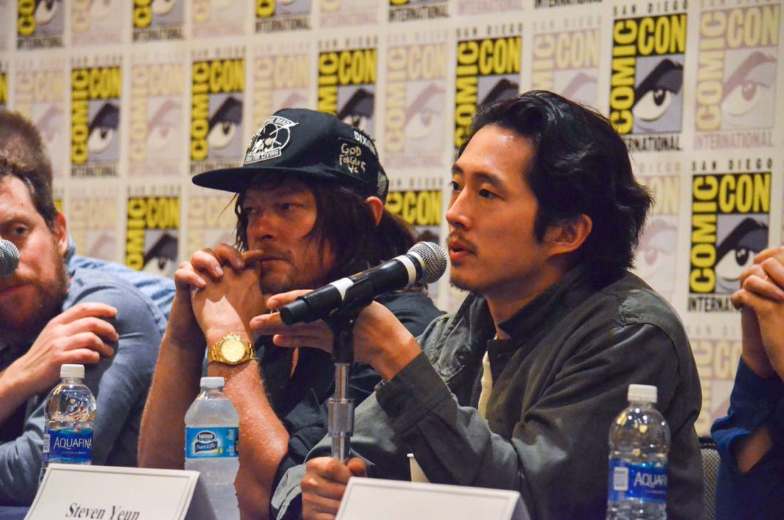 The Walking Dead San Diego Comic Con 2016-13