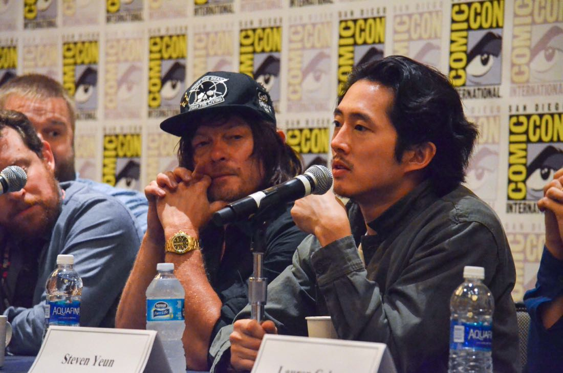 The Walking Dead San Diego Comic Con 2016-12