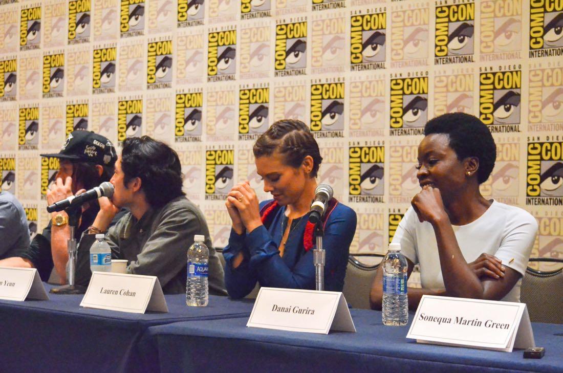 The Walking Dead San Diego Comic Con 2016-10