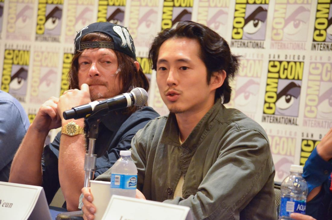 The Walking Dead San Diego Comic Con 2016-08