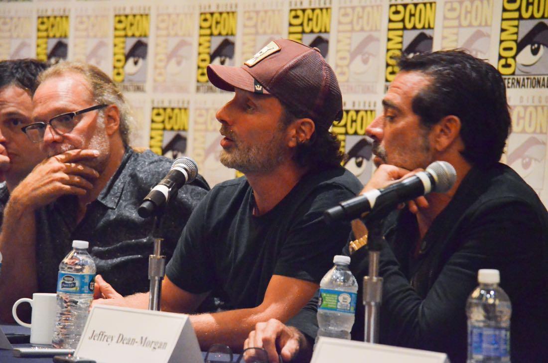 The Walking Dead San Diego Comic Con 2016-33