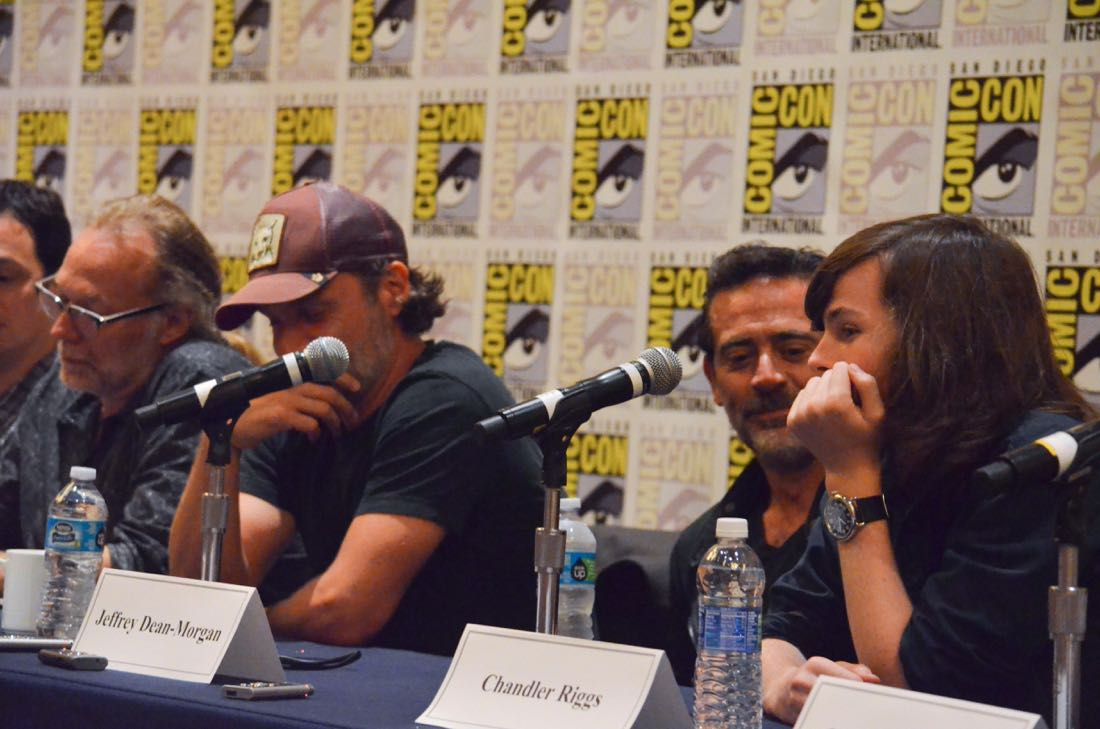 The Walking Dead San Diego Comic Con 2016-31