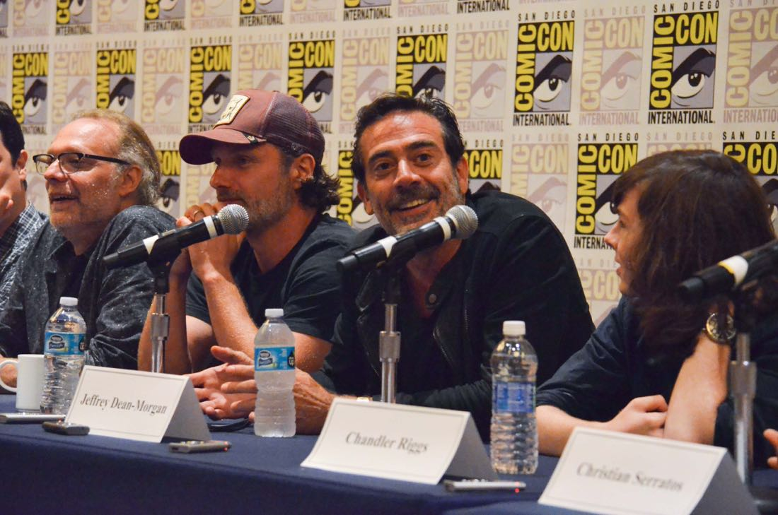 The Walking Dead San Diego Comic Con 2016-30