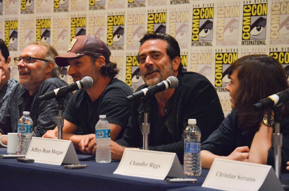 The Walking Dead San Diego Comic Con 2016-29