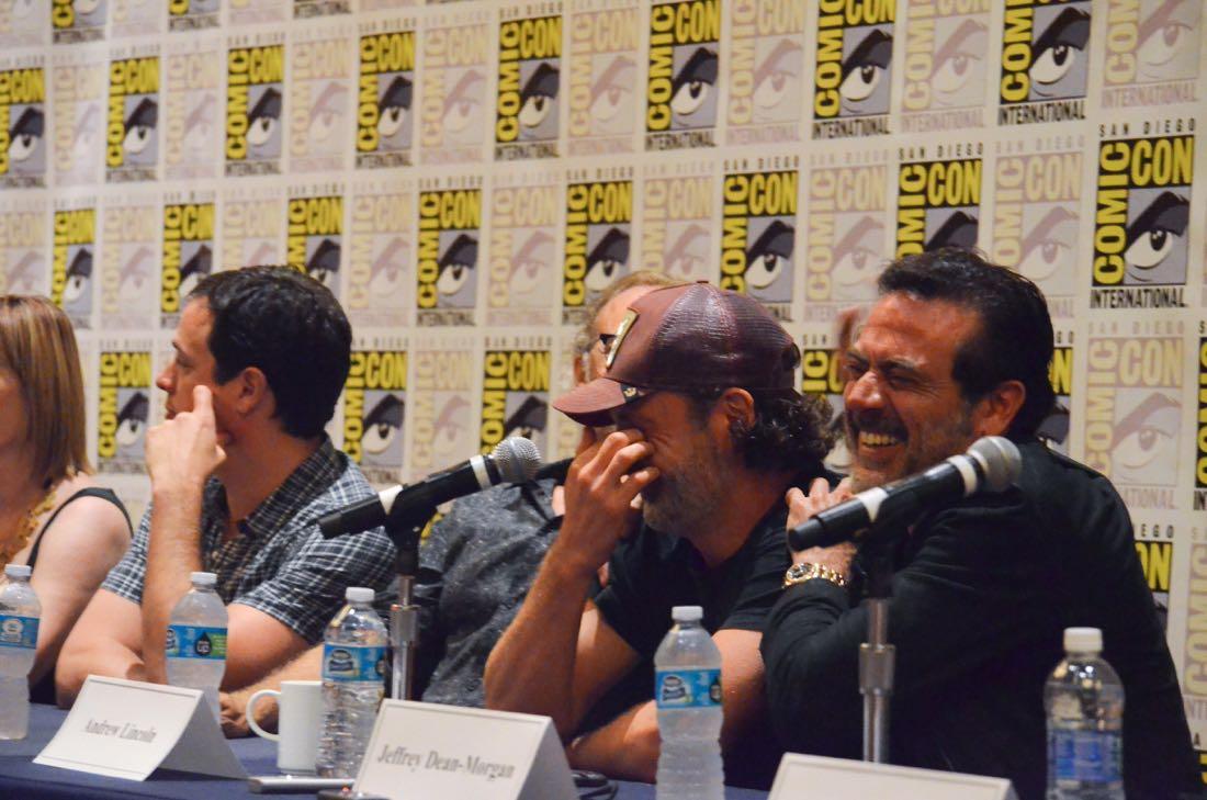 The Walking Dead San Diego Comic Con 2016-26