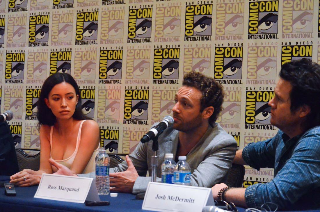 The Walking Dead San Diego Comic Con 2016-24