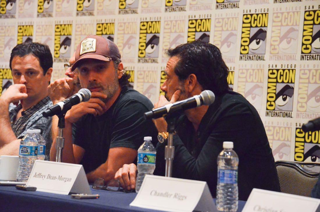The Walking Dead San Diego Comic Con 2016-38