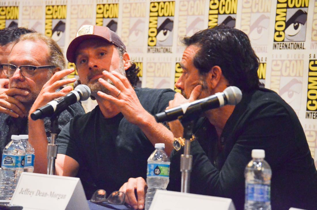 The Walking Dead San Diego Comic Con 2016-37