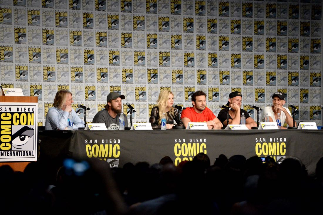 Vikings San Diego Comic Con 2016 26