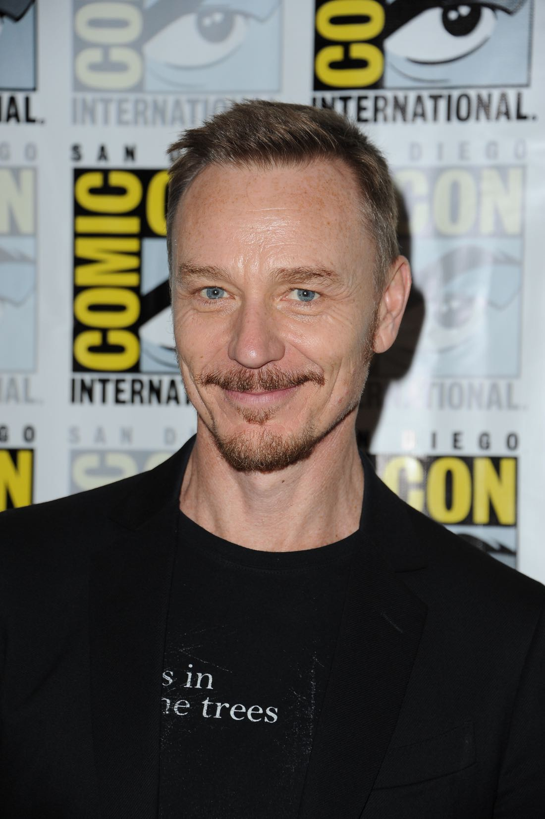 FOX FANFARE AT SAN DIEGO COMIC-CON © 2016: THE EXORCIST cast member Ben Daniels during THE EXORCIST press room on Friday, July 22 at the FOX FANFARE AT SAN DIEGO COMIC-CON © 2016. CR: Scott Kirkland/FOX © 2016 FOX BROADCASTING