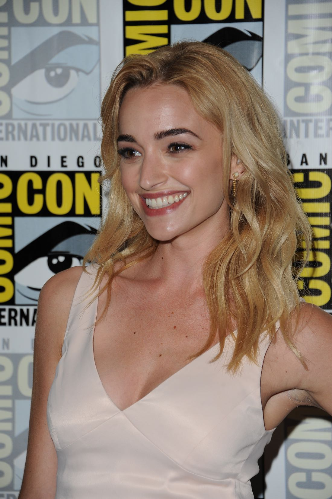 FOX FANFARE AT SAN DIEGO COMIC-CON © 2016: THE EXORCIST cast member Brianne Howey during THE EXORCIST press room on Friday, July 22 at the FOX FANFARE AT SAN DIEGO COMIC-CON © 2016. CR: Scott Kirkland/FOX © 2016 FOX BROADCASTING