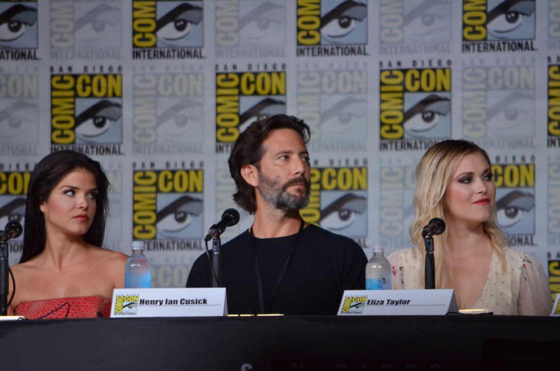 The 100 Panel San Diego Comic Con 2016-03