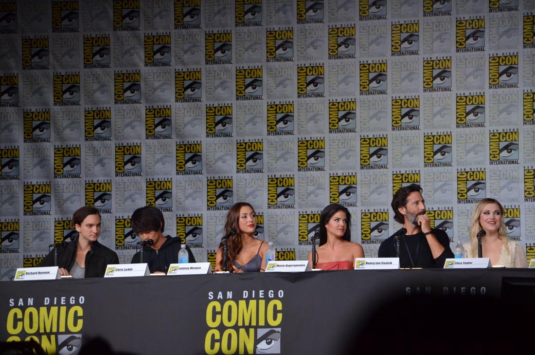 The 100 Panel San Diego Comic Con 2016 02