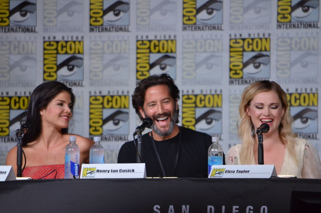 The 100 Panel San Diego Comic Con 2016-12