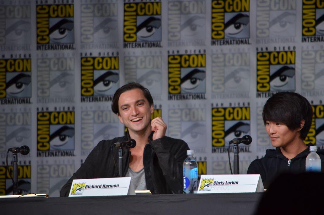 The 100 Panel San Diego Comic Con 2016-10
