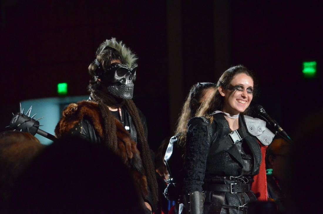 The 100 Panel San Diego Comic Con 2016-19