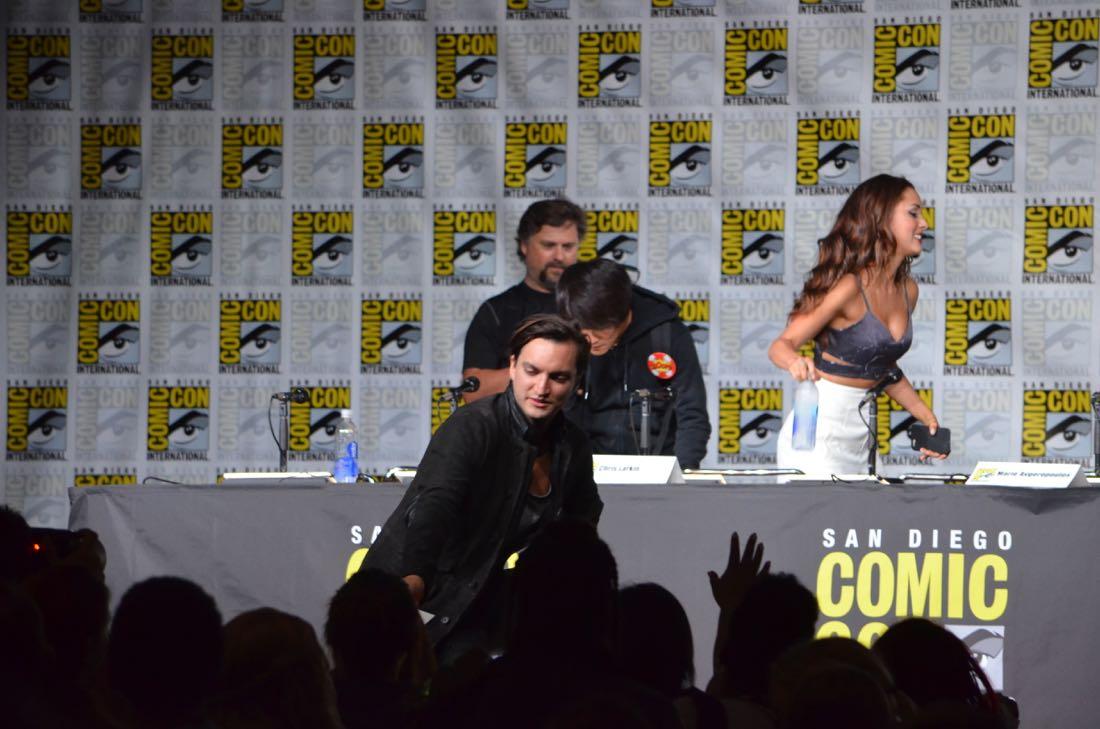 The 100 Panel San Diego Comic Con 2016-29