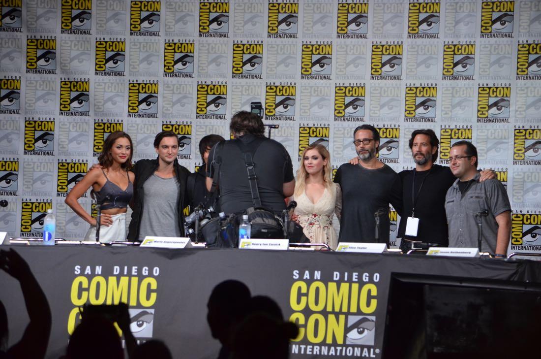 The 100 Panel San Diego Comic Con 2016-25