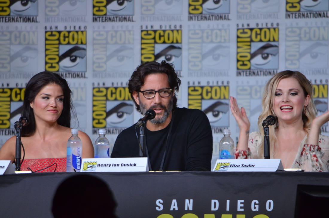 The 100 Panel San Diego Comic Con 2016-22