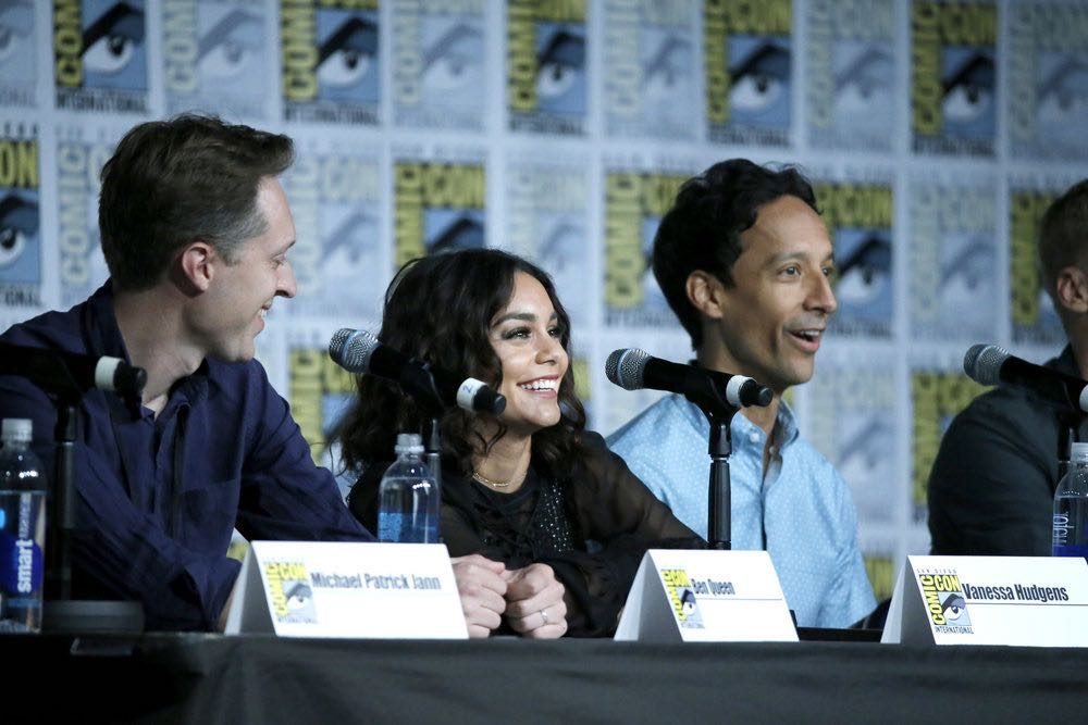 Powerless Cast Comic Con 08