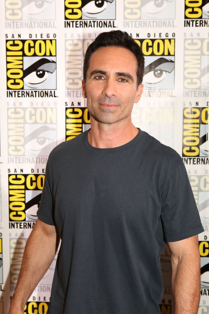 """COMIC-CON INTERNATIONAL: SAN DIEGO 2016 -- """"Bates Motel"""" Red Carpet -- Pictured: Nestor Carbonell, Friday, July 22, 2016, from the Hilton Bayfront, San Diego, Calif. -- (Photo by: Evans Vestal Ward/Universal Television)"""