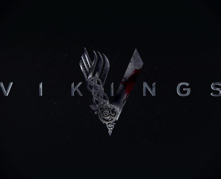 vikings logo history channel